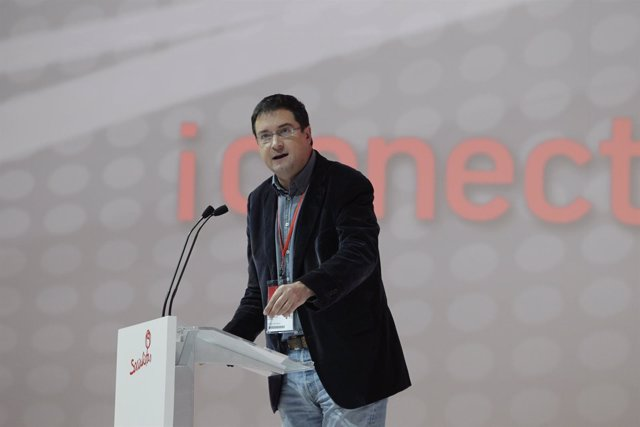 Oscar López, secretario de Organización del PSOE