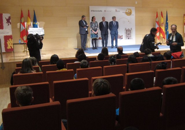 Entrega de los premios escolares 'Monumentos de Leyenda'