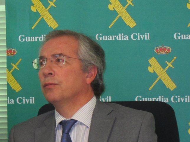 Javier de Torre, en el acto de presentación de los equipos ROCA en Cádiz