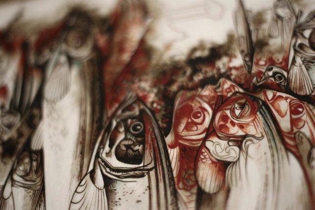 Exposición de Goñi y Goya en el Museo de Bellas Artes de San Fernando
