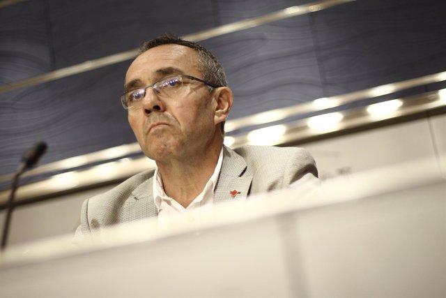Joan Coscubiela (ICV) en el Congreso
