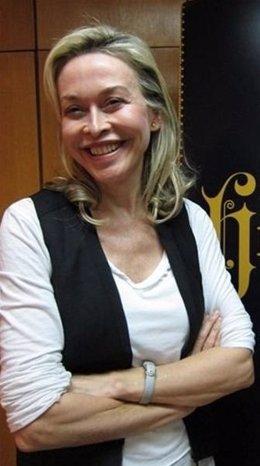 La escritora Susana Fortes