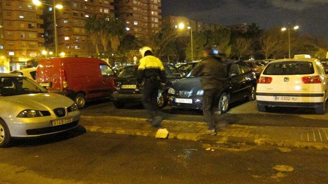 Lugar donde falleció la última víctima de violencia de género en Valencia