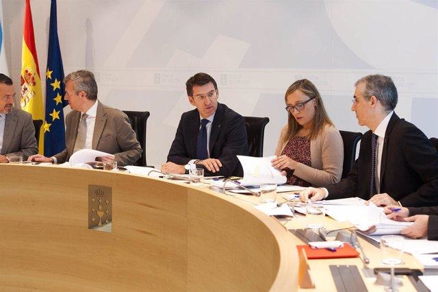 Reunión del Consello de la Xunta del 28 de noviembre