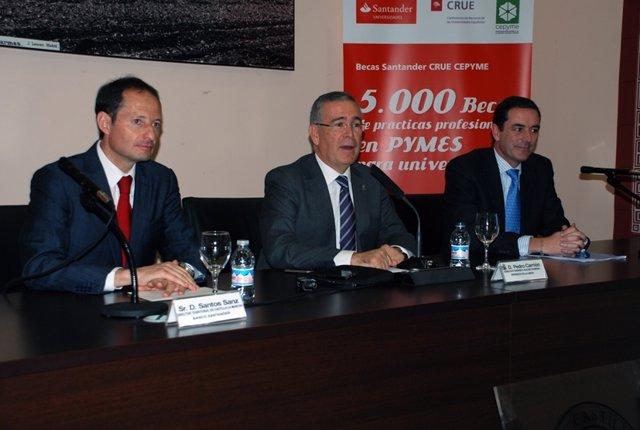Convenio Santander