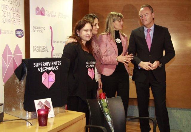 I Congreso Internacional de Mujeres Supervivientes