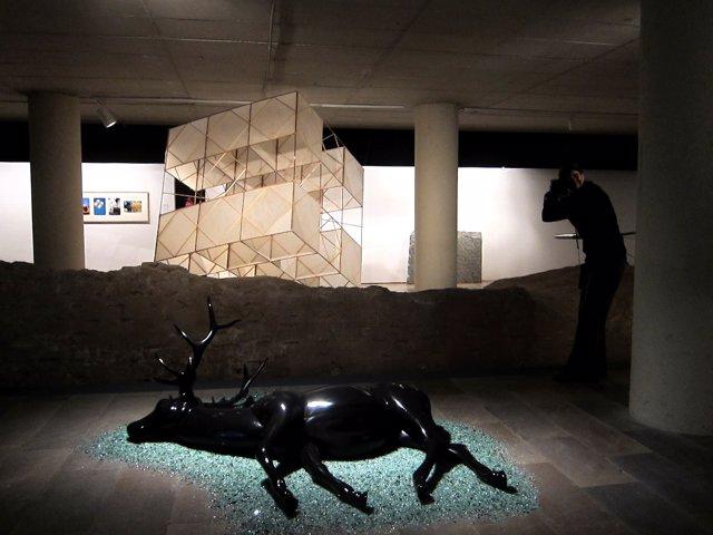La exposicion 'Sustratos' en el IVAM