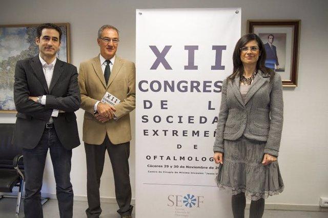 XII Congreso De Oftalmología De Extremadura