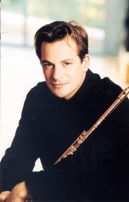 El flautista internacional Emmanuel Pahud