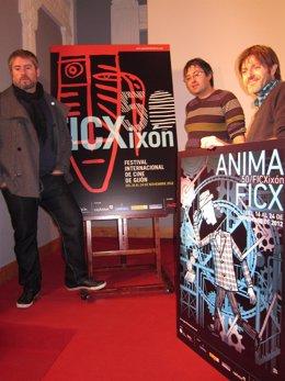 Presentación de Anima FICX