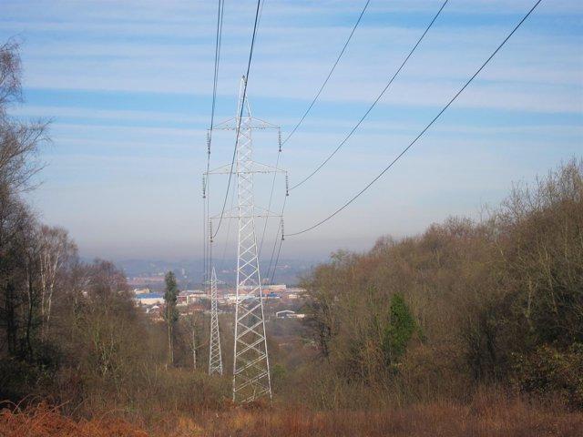 Alta Tensión. Electricidad