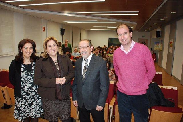 Jornadas de alimentación saludable organizadas por la Junta en Jaén