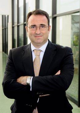 El presidente de Fecapa Sevilla, Juan Manuel Ruz