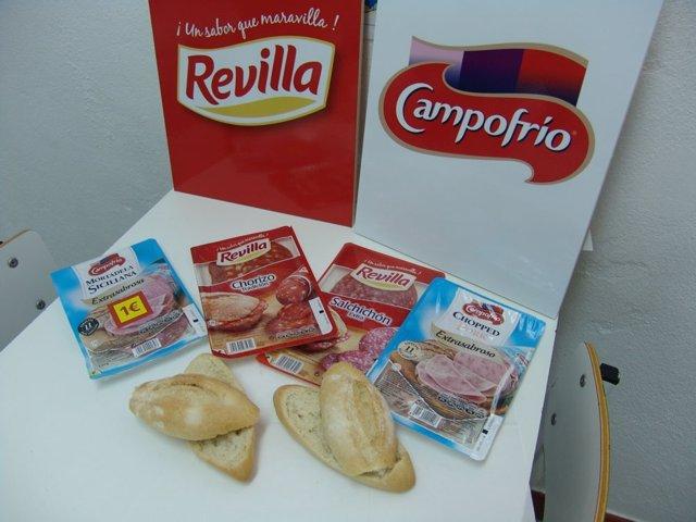 Campaña de Campofrío 'Con Pan Mola Más'