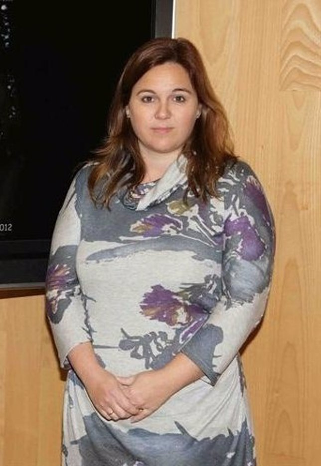 La alcaldesa de Algarrobo Natacha Rivas (PA)