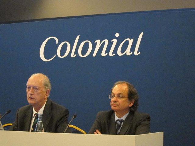Juan José Brugera y Pere Viñolas