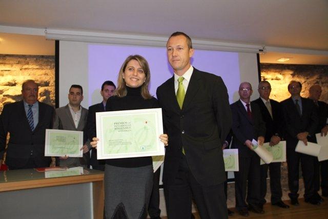 La UCAM galardonada en los premios de Desarrollo Sostenible