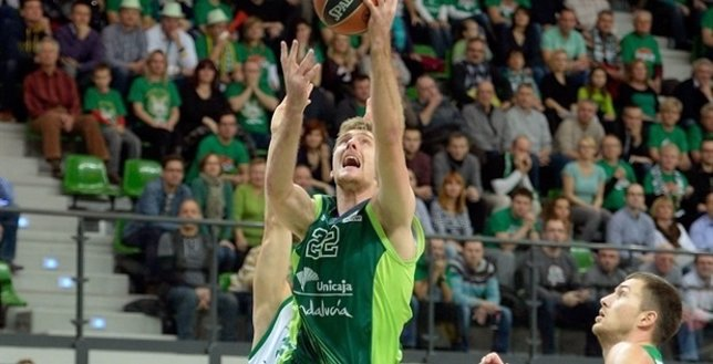 Zoran Dragic, con el Unicaja