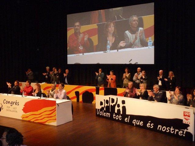 VIII Congreso de la Federación de Servicios Públicos de UGT de Catalunya