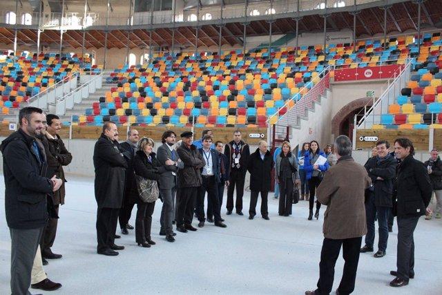 Visita del Comité a las instalaciones de Tarragona 2017