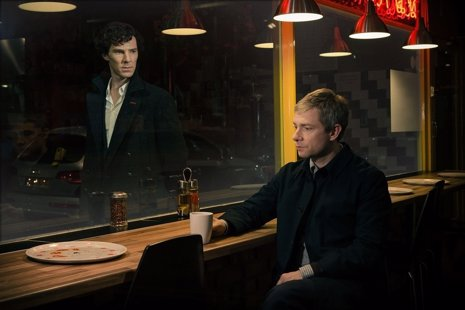 Sherlock. Primera imagen de la tercera temporada