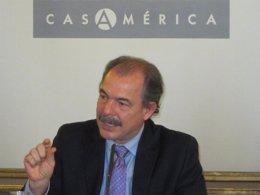 El ministro de Educación de Brasil, Aloízio Mercadante.