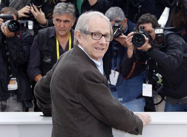 El director Ken Loach
