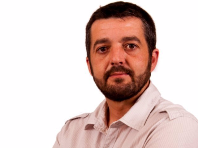 Jorge Crespo, Coordinador De IU Cantabria