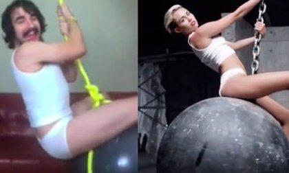'Miley Cyrus: la parodia alcanza 55 millones de visitas'