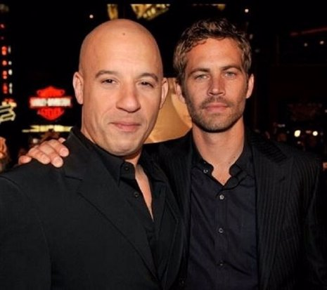 Vin Diesel y Paul Walker