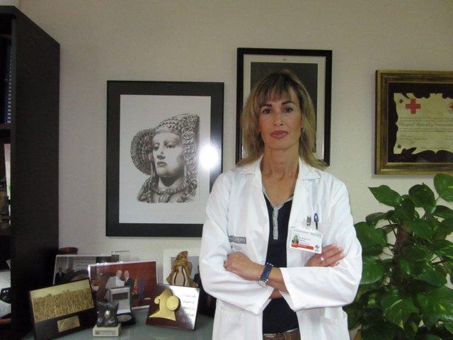 La autora del estudio, la doctora Beatriz Massa