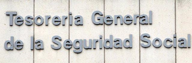 Tesorería General de la Seguridad Social (Archivo)