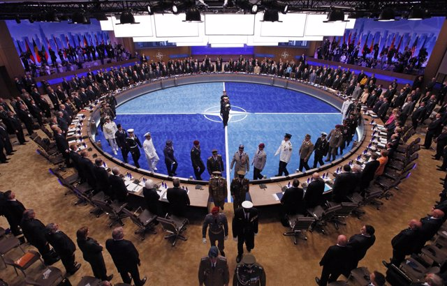 Cumbre De La OTAN En Chicago