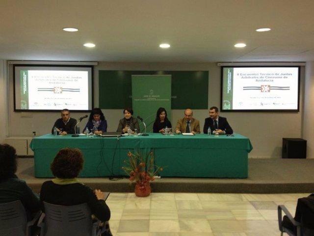 Jornadas de la Junta sobre arbitraje y consumo
