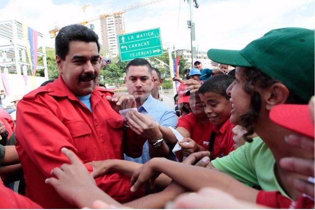 Nciolás Maduro