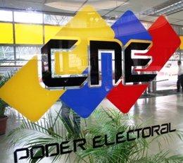 Sede del CNE en Caracas