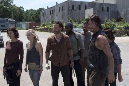 'The Walking Dead' volverá el 9 de febrero