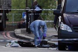 La policía de Londres investiga el asesinato de un hombre