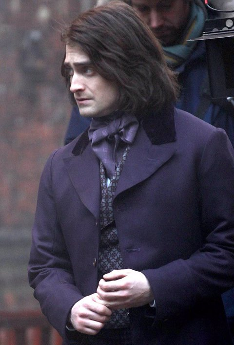 Daniel Radcliffe como Igor en 'Frankenstein'