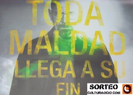 Sorteo: Poster Breaking Bad