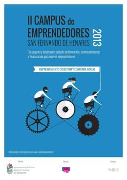 Arranca la fase de formación del II Campus de Emprendedores de San Fernando