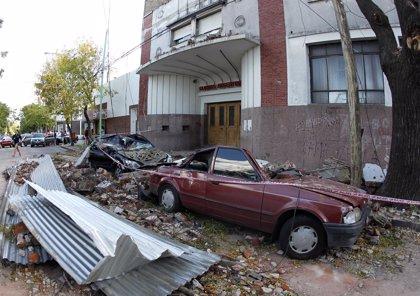 Cinco muertos por el temporal que ha afectado a buena parte Argentina