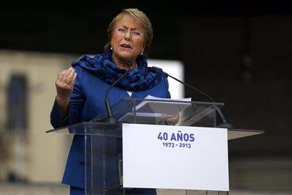 Chile.- Bachelet insiste en que si llega al poder despenalizará el aborto en determinados supuestos
