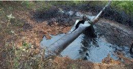 Ataque oleoducto en Colombia