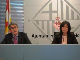 Presentación del informe de salud de Barcelona 2012