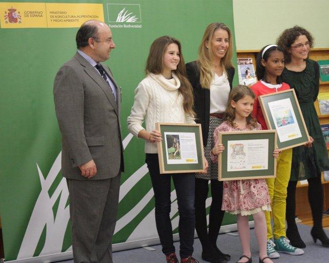 Entrega de premios 'Ideas por el Planeta', del MAGRAMA