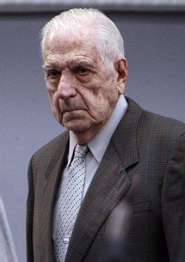 El ex dictador argentino Reybaldo Bignone