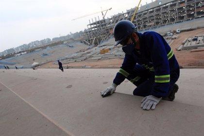 Brasil confirma que en enero habrá acabados cuatro estadios más
