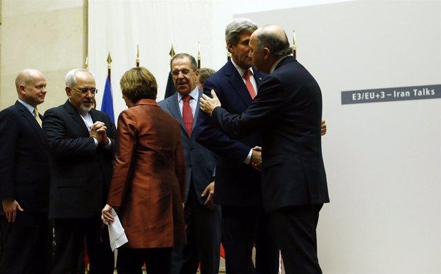 Acuerdo con Irán sobre programa nuclear
