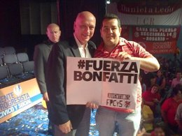 Antonio Bonfatti, gobernador de Santa Fe, Argentina